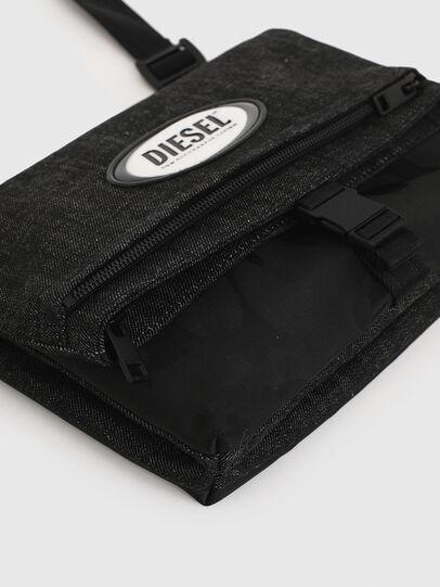 Diesel - PYNO, Black - Crossbody Bags - Image 7