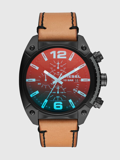 Diesel - DZ4482, Brown - Timeframes - Image 1