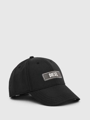 C-7ELE, Black - Caps
