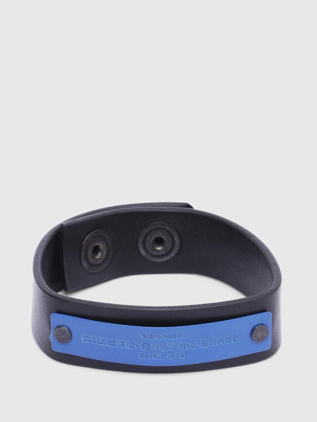 Diesel - A-BRESS, Black/Blue - Bijoux and Gadgets - Image 1