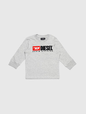 TJUSTDIVISIONB ML, Grey - T-shirts and Tops