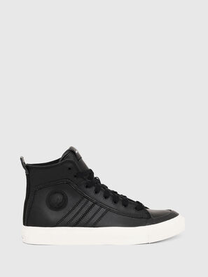 S-ASTICO MID LACE, Black - Sneakers