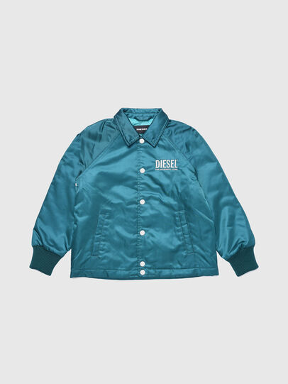 Diesel - JAKIO, Water Green - Jackets - Image 1