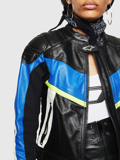 Diesel - ASTARS-LQUATTRO,  - Leather jackets - Image 6