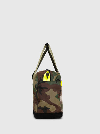 Diesel - SOLIGO, Green Camouflage - Travel Bags - Image 3