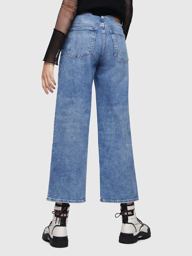 Diesel - Widee 087AR, Light Blue - Jeans - Image 2