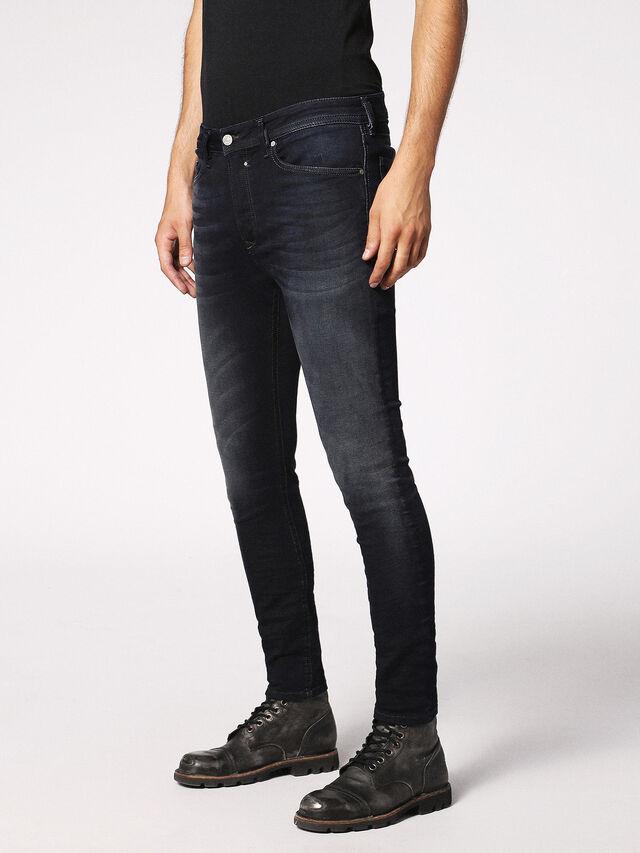 Diesel - Spender JoggJeans 0686F, Dark Blue - Jeans - Image 5