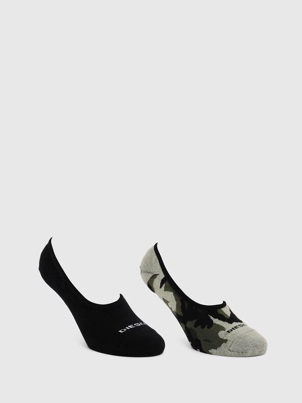 SKM-HIDEPAT-TWOPACK,  - Socks
