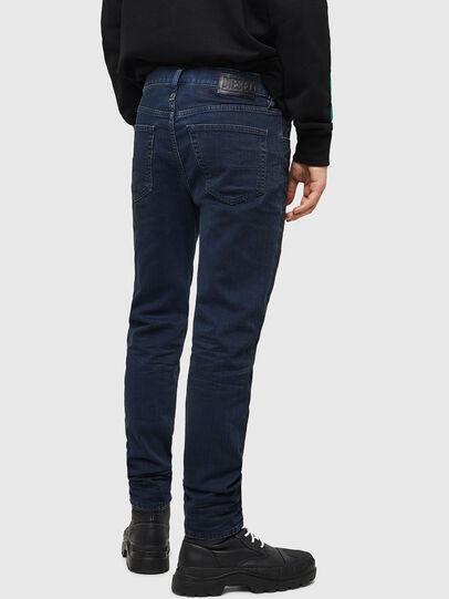 Diesel - Mharky 0078D, Dark Blue - Jeans - Image 2