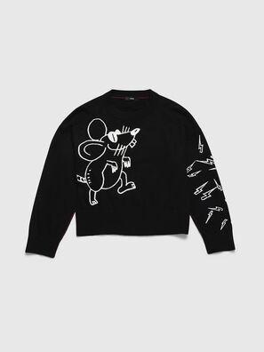 CL-M-TESS, Black - Knitwear