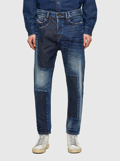 Diesel - D-Vider 009NJ, Medium blue - Jeans - Image 1