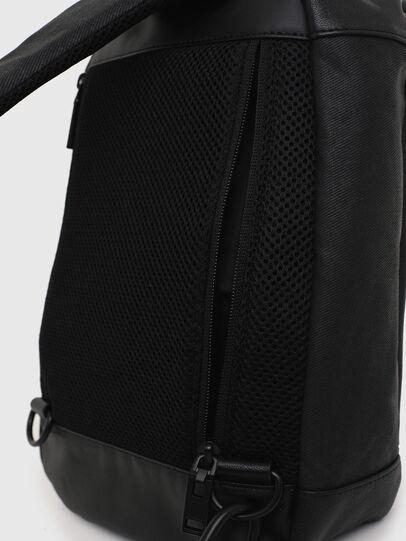 Diesel - D-SUBTORYAL MONO II, Black - Backpacks - Image 5