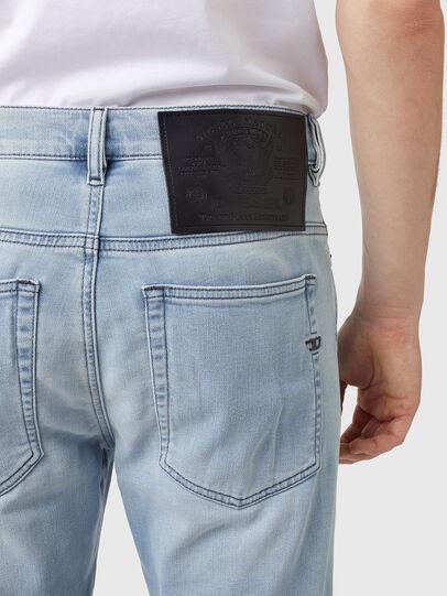 Diesel - D-Amny JoggJeans® Z69VL, Light Blue - Jeans - Image 4