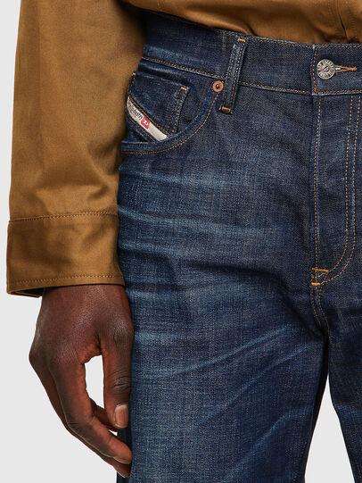 Diesel - D-Fining 09A48, Dark Blue - Jeans - Image 4