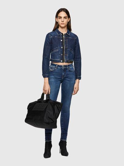 Diesel - SHOPPYE, Black - Shopping and Shoulder Bags - Image 6