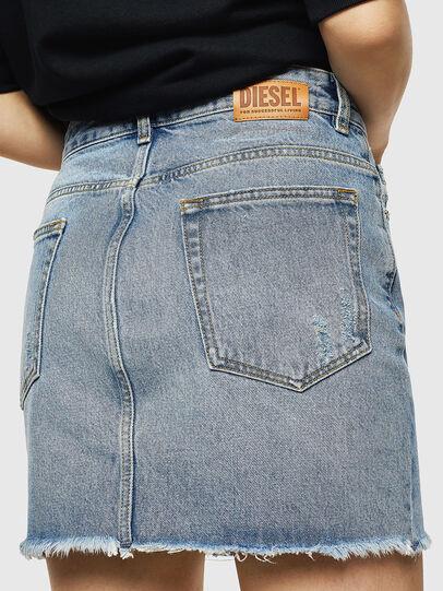 Diesel - DE-ELLE,  - Skirts - Image 4