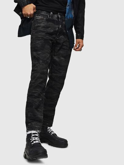 Diesel - Mharky 083AH, Black/Dark grey - Jeans - Image 1