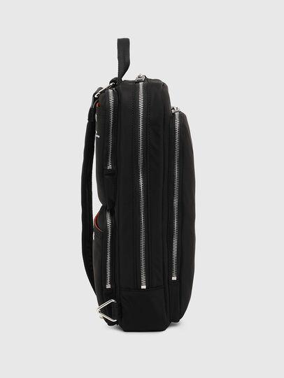 Diesel - VYRGO, Black - Crossbody Bags - Image 3