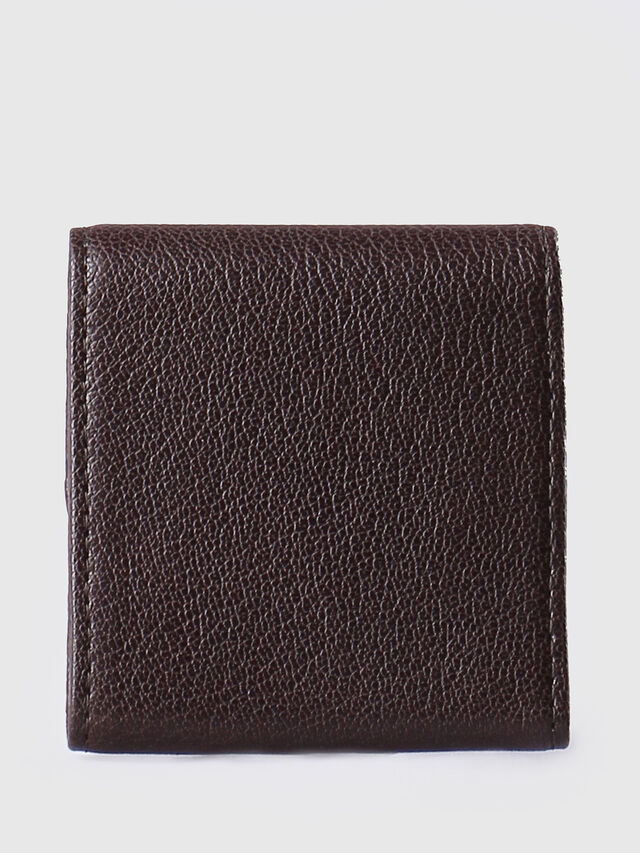 Diesel KOPPER, Dark Brown - Small Wallets - Image 2