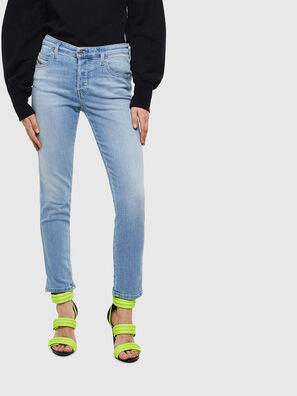 Babhila 0095D, Light Blue - Jeans
