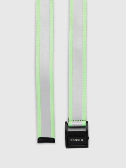 Diesel - B-FIRE, Green Fluo - Belts - Image 3