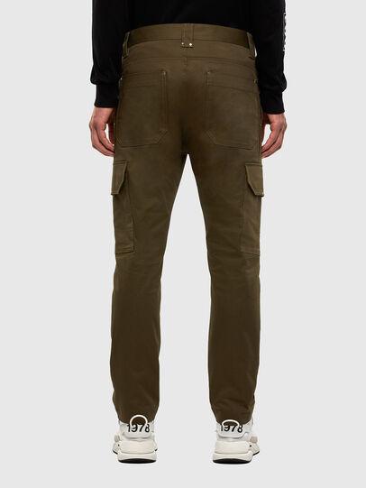 Diesel - P-BAKER-SLIM, Military Green - Pants - Image 2
