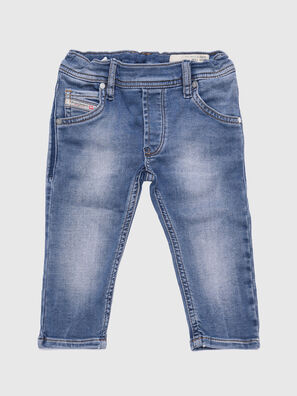 KROOLEY-B-N JOGGJEANS, Light Blue - Jeans