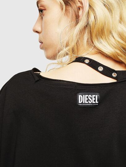 Diesel - T-JALA, Black - T-Shirts - Image 6