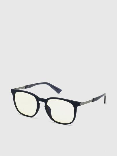 Diesel - DL0311, Black - Sunglasses - Image 2