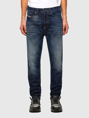 D-Vider 009GQ, Dark Blue - Jeans