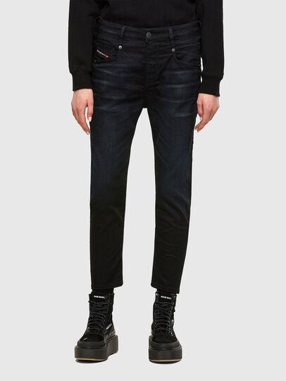 Diesel - Fayza 084AY, Dark Blue - Jeans - Image 1
