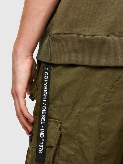 Diesel - K-MILKY, Military Green - Knitwear - Image 4