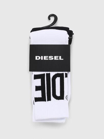 Diesel - SKM-ZRAYBIPACK, Black/White - Underwear - Image 2