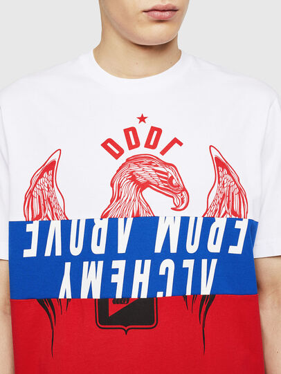Diesel - T-JUST-A1,  - T-Shirts - Image 3