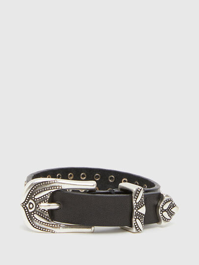 Diesel - A-TRIBOR, Black - Bijoux and Gadgets - Image 1