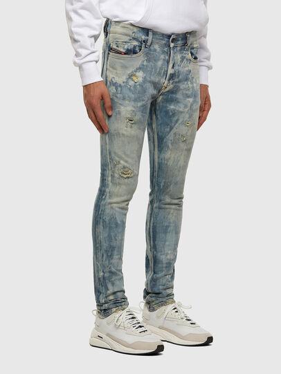 Diesel - Tepphar 009FM, Light Blue - Jeans - Image 6