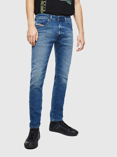 Diesel - Thommer 0097X, Medium blue - Jeans - Image 1