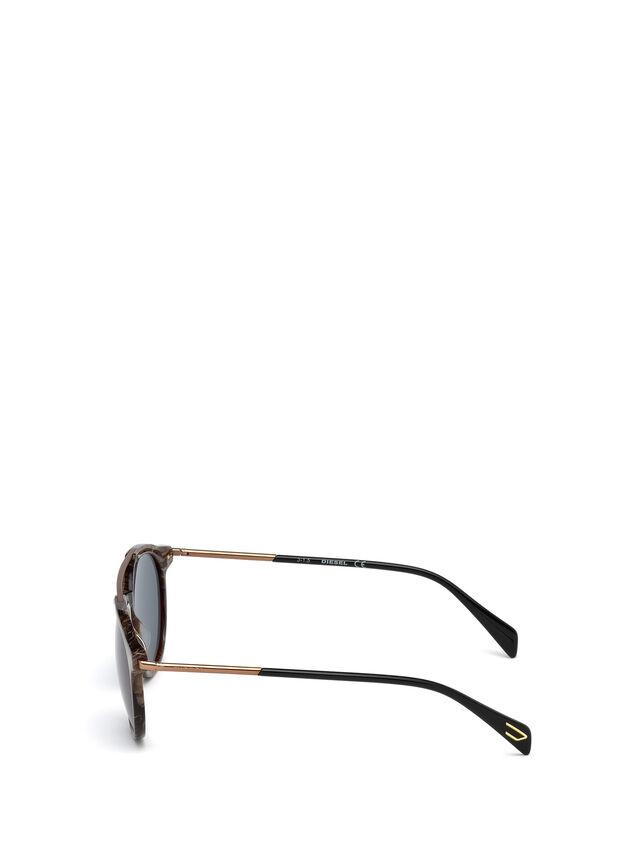 Diesel - DM0188, Brown - Eyewear - Image 3