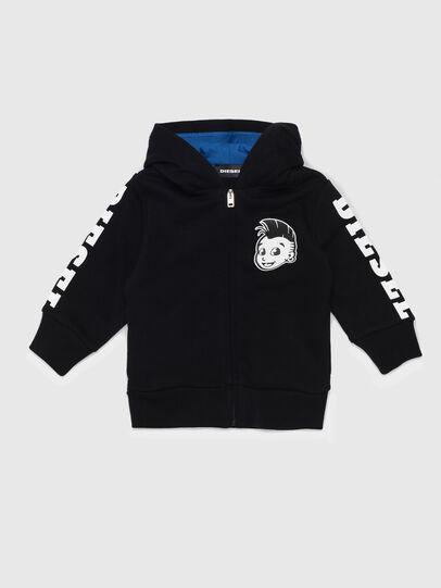Diesel - SUMYB, Black - Sweaters - Image 1