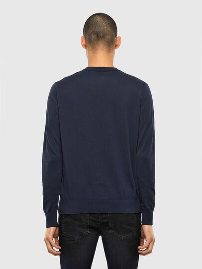 Diesel - K-FREEX-B, Blue - Knitwear - Image 2