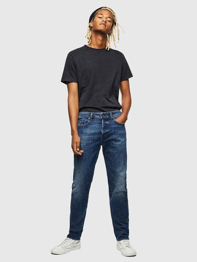 Diesel - Buster 0098P, Dark Blue - Jeans - Image 5
