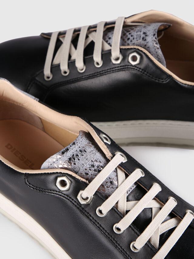 Diesel - S- ANDYES W, Black/Grey - Sneakers - Image 4