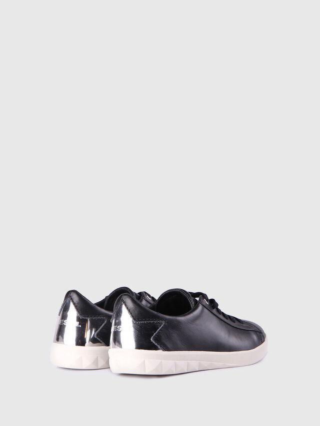 Diesel - S-OLSTICE LOW W, Black - Sneakers - Image 2