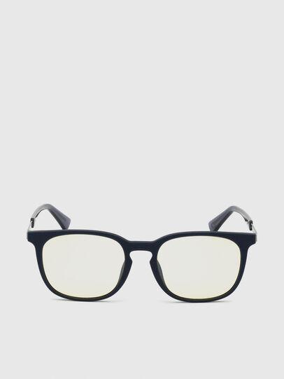 Diesel - DL0311, Black - Sunglasses - Image 1