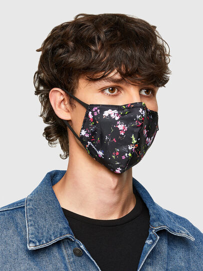 Diesel - FACEMASK-FLO, Black - Other Accessories - Image 2