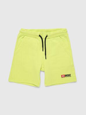 PNAT, Yellow Fluo - Shorts