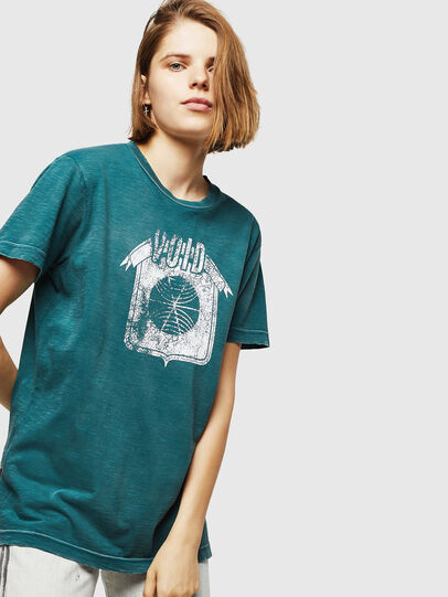 Diesel - T-FLAVIA-IC,  - T-Shirts - Image 4