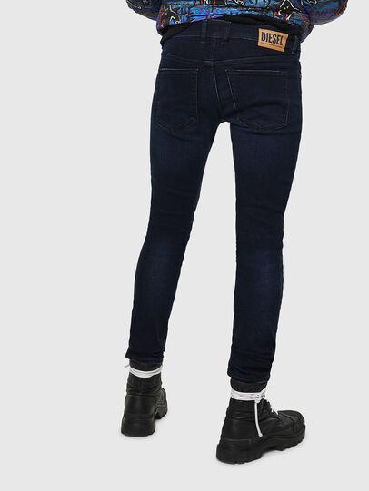 Diesel - Sleenker 083AG, Dark Blue - Jeans - Image 2