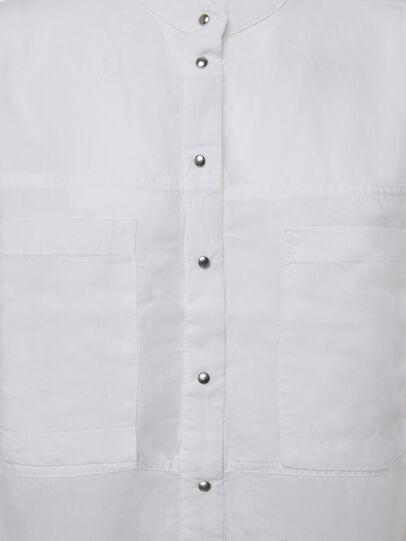 Diesel - C-SUPER-E, White - Shirts - Image 5