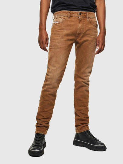 Diesel - Thommer 0890E, Brown - Jeans - Image 1